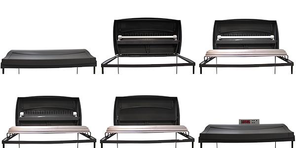 aquarium beleuchtung led tageslichtsimulator mondlicht ab3 ebay. Black Bedroom Furniture Sets. Home Design Ideas