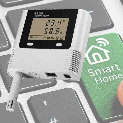 thermometer hygrometer temperature humidity eq3 fhem smart home ls2 ebay. Black Bedroom Furniture Sets. Home Design Ideas