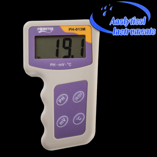 ph redox temperatur messger t meter chlor pool p05 ebay. Black Bedroom Furniture Sets. Home Design Ideas