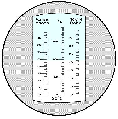 Oechsle skala