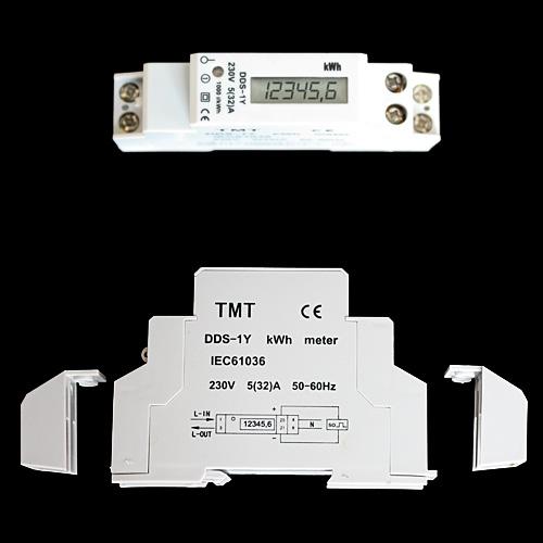 Digitaler Wechselstromzähler Stromzähler ZW3 - Fachshop für ...